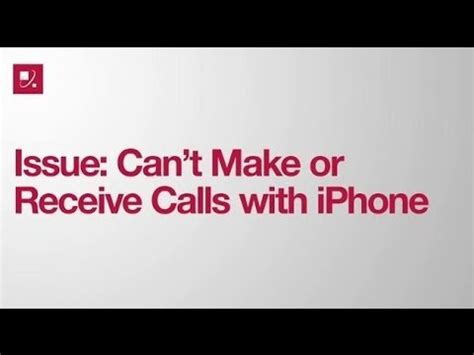 iphone 5 not receiving calls issue can t make or receive calls with iphone