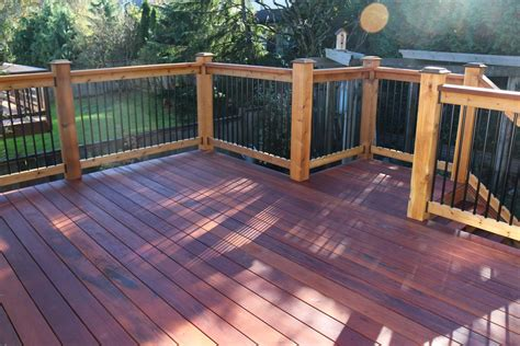 Tiger Wood Decking Maintenance by Tigerwood Decking Poco Building Supplies
