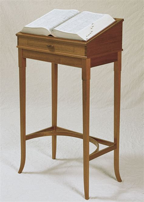 dictionary stand finewoodworking