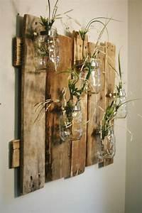 Deko Holz Wand : die 25 besten holzdeko ideen auf pinterest weihnachtsfenster weihnachtliches und deko ~ Eleganceandgraceweddings.com Haus und Dekorationen