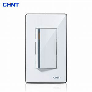 Chint Modern Light Switches 120 Type  New9e Series One Gang