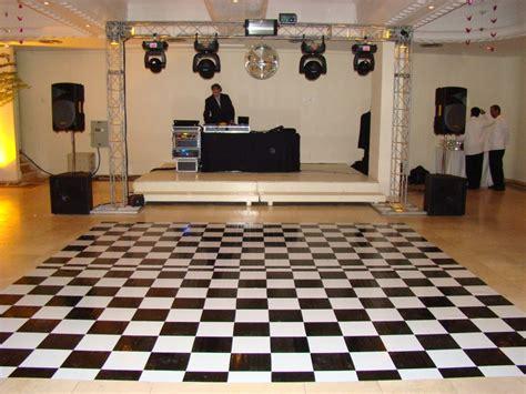 tapete xadrez pista de danca festa xm