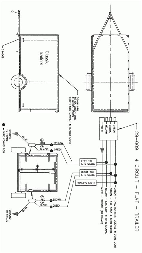Trailer Wiring Diagrams Offroaders Pertaining