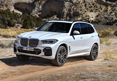 2019 Bmw X5 by 2019 Bmw X5 Revealed Larger More Powerful Than