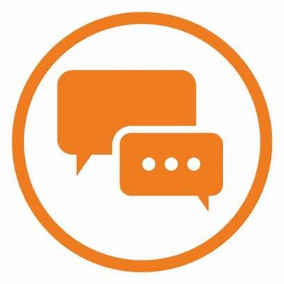 Chat Icono Servicio Transparent