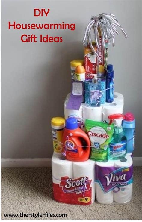 diy housewarming gift idea  style files