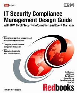 It Security Compliance Management Design Guide With Ibm