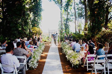 Enchanted Hawaiian Wedding
