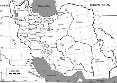 Iran Earwigs Regions Map Ir Earwig Districts