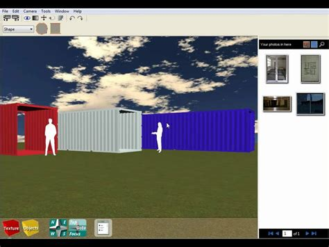 shipping container house design software tutorial
