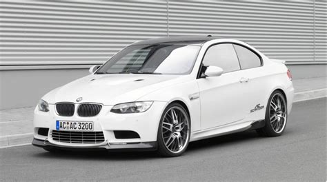 Ac Schnitzer Works Its Magic On The Bmw M3 E92