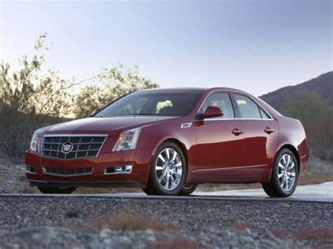 Cadillac Cts Used Car Buyer's Guide