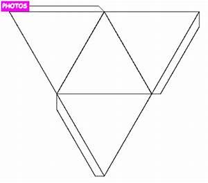 Triangular Pyramid Net | Triangular Pyramid