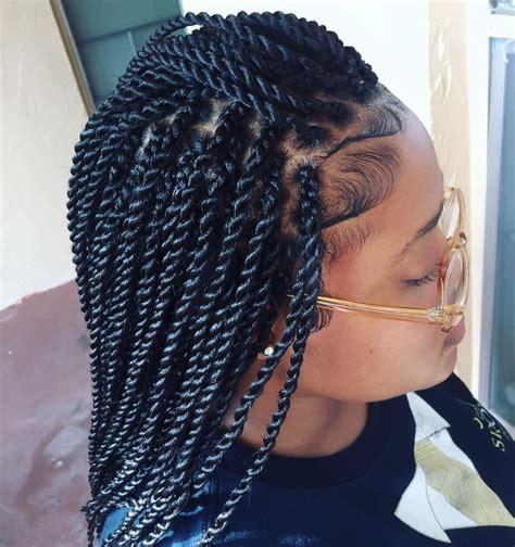 Rope Twist Hairstyles top 25 best rope twist braids ideas on