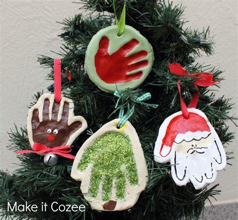 Make It Cozee Santa, Reindeer, Tree Hand Print Ornaments. Easy To Make Victorian Christmas Decorations. Stores With Christmas Decorations. Christmas Decorations Musical Bells. Walt Disney World Christmas Decorations 2015