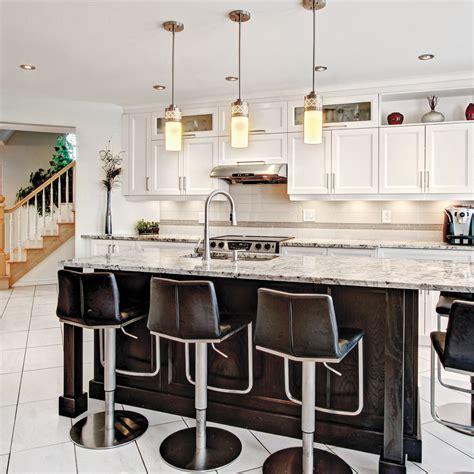 taille cuisine taille ilot central dans cuisine wraste com