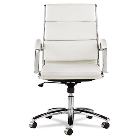 alera 174 alera neratoli mid back swivel tilt chair white