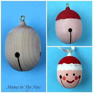How To Make A Magical Wooden Christmas Bell Craft