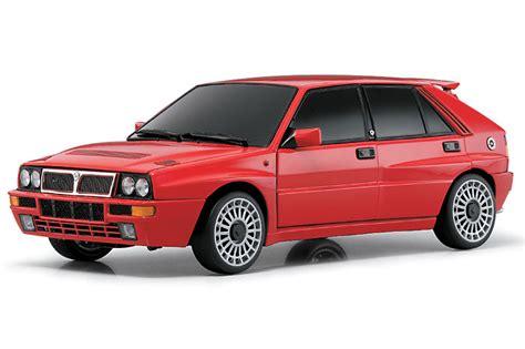 Kyosho 1/27 Lancia Delta Hf Integrale Evoluzione Red #30562r