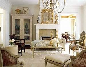 Country French Living Room Beautiful Homes Design