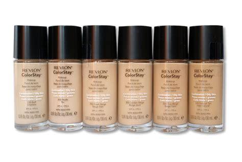 revlon colorstay foundation super lustrous lipstick