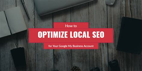 How Optimize Local Seo For Your Google Business