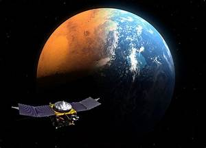 NASA's MAVEN Orbiter 3 Weeks and 4 Million Miles from Mars ...