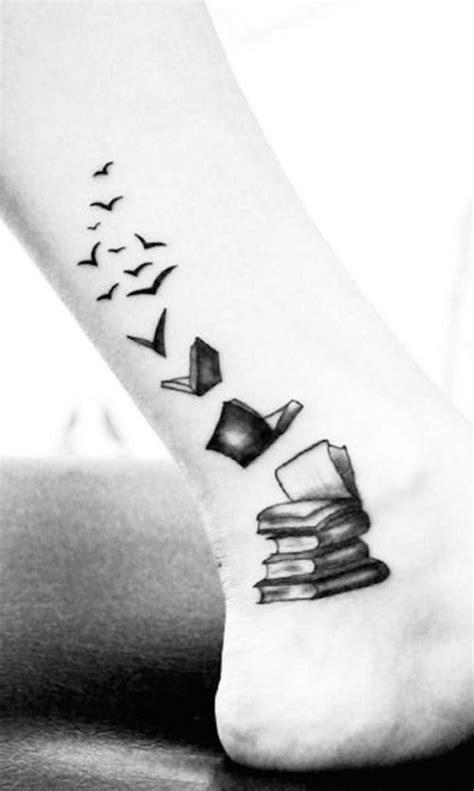 16+ Beauty Tiny Tattoo Ideas | Tattoos, Book tattoo