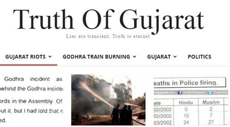 Admin Of Truth Of Gujarat Page Is Questioning Facebook Why ...