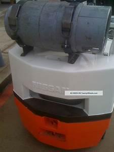 Nissan Type G Industrial Truck - Gas - Forklift