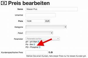 Fahrtkosten In Rechnung Stellen : labordatenbank lims preisliste verwalten ~ Themetempest.com Abrechnung