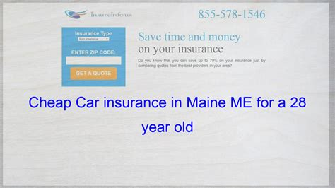 As an insured driver, you can get help paying. Cheap Car insurance in Maine ME for a 28 year old | Cheap car insurance quotes, Cheap insurance ...