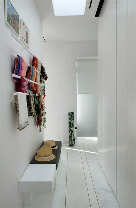 garderobe f 252 r schmalen flur