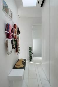 Ideen Für Garderobe : garderobe f r schmalen flur ~ Frokenaadalensverden.com Haus und Dekorationen