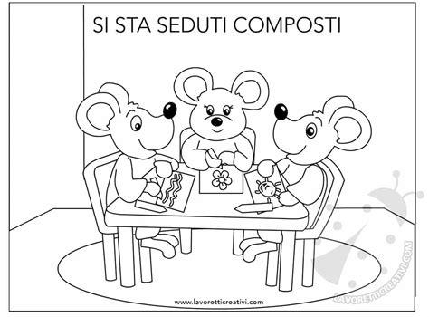 disegni bambini diplomati scuola infanzia primavera disegni da colorare scuola infanzia