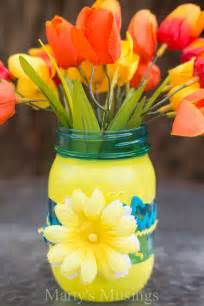 Mason Jar Mother's Day Craft Ideas
