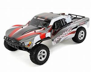Traxxas Slash 1/10 RTR Electric 2WD Short Course Truck ...