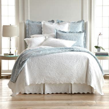 jcpenney bedspreads and comforters royal velvet 174 coralie damask matelass 233 coverlet found at
