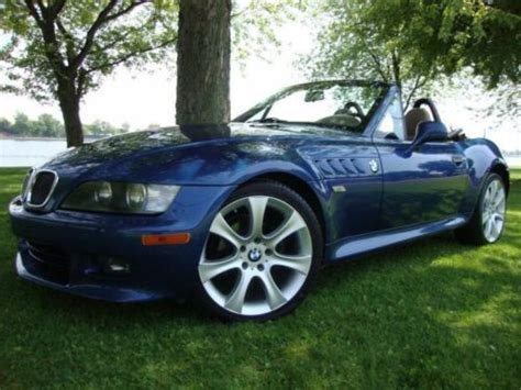 Purchase Used 1997 Bmw Z3 1.9, Exotic, Classy, Sporty And