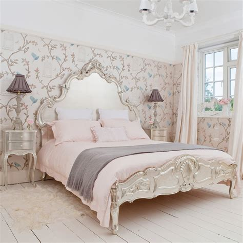 bedroom company sylvia silver leaf bed bedroom company