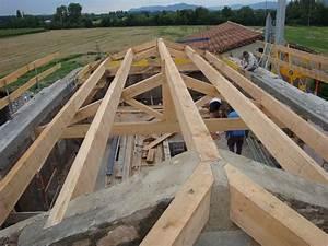 Ferme De Charpente : ferme de charpente en bois zola sellerie ~ Melissatoandfro.com Idées de Décoration
