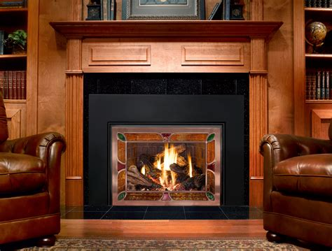 fireplaces with gas inserts martin s fireplaces