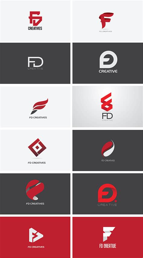 fd creative branding  behance