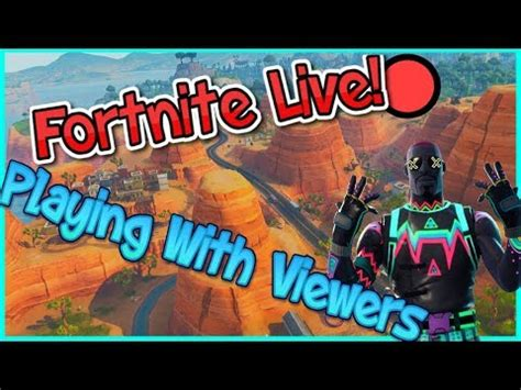 fortnite mobile  stream playing  viewers