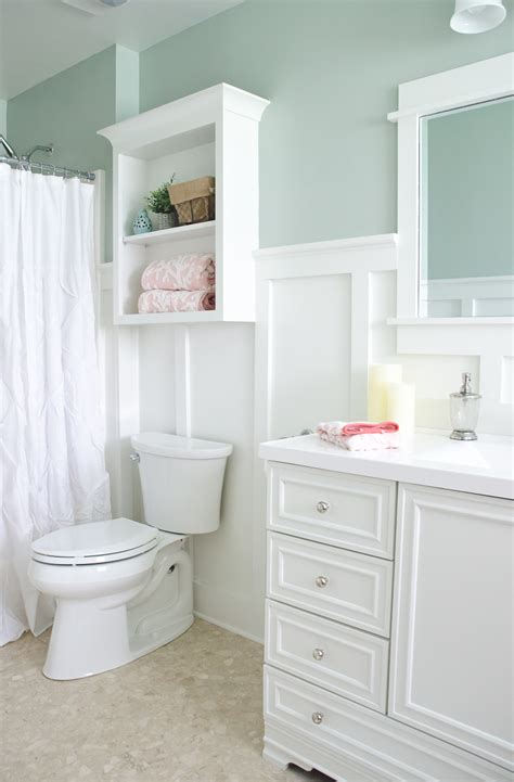 bathroom ideas lowes lowe 39 s bathroom makeover reveal the golden sycamore