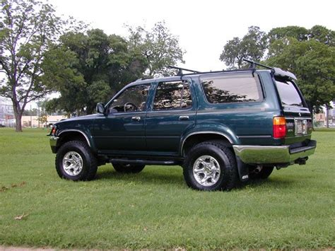 1994 Toyota 4-runner Love The Old Body Style