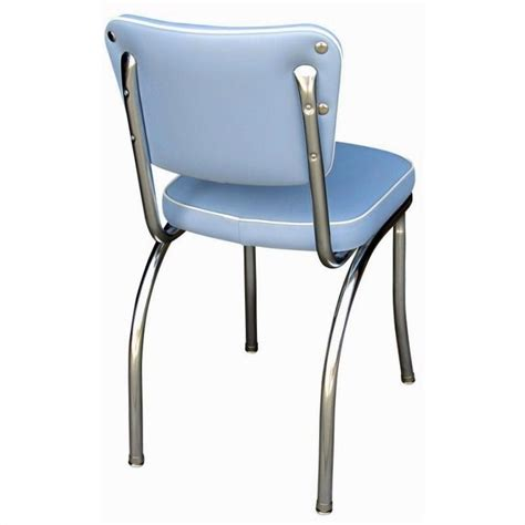 richardson seating retro 1950 s diner dining chair bristol