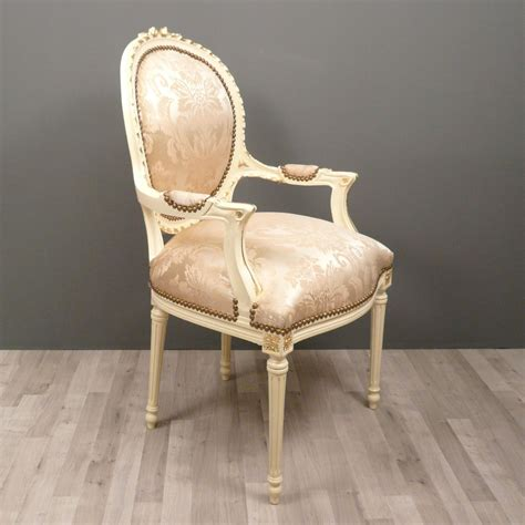 chaise louis xvi pas cher medallion armchair louis xvi baroque chairs
