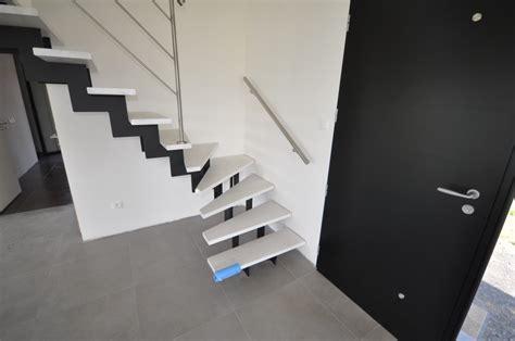 Escalier Métal D'hondt Construire Avec Maisons D'en Flandre