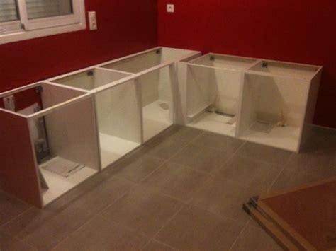 faire un meuble de cuisine comment fabriquer un meuble d 39 angle de cuisine images